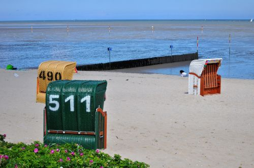 beach clubs north sea