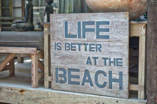 beach life fun