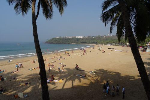 beach sea arabian
