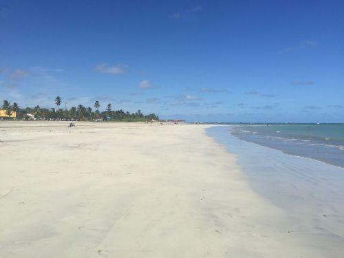 beach maceió sand