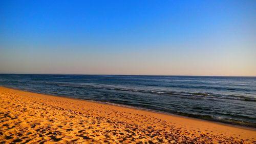beach blue sol