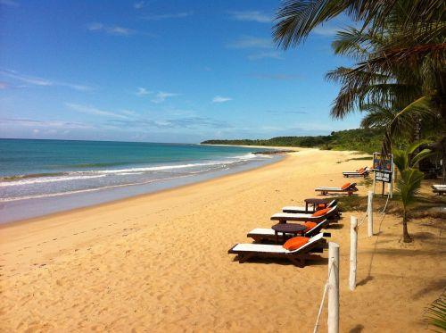 beach sol sand