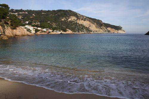 paplūdimys,būti,yra,katalonija,katalonija,begur,Aš kalbėjau,kala,kranto,smėlis,bangos,atostogos,atostogos,atostogos,Viduržemio jūros,Viduržemio jūros,atostogos,vasara,vasara,kraštovaizdis,horizontas