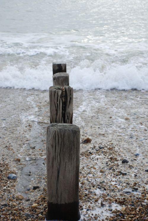 beach pebbles seaside
