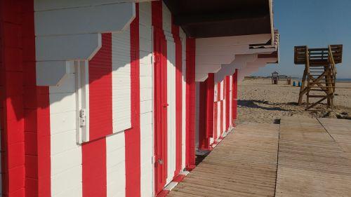 beach booth summer
