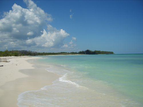 beach paradise cuba