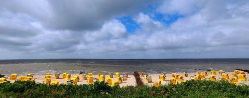 beach most beach north sea
