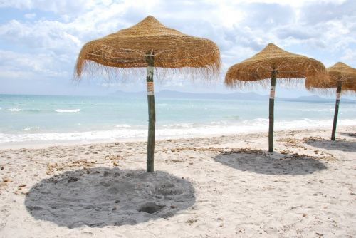 beach booked holiday