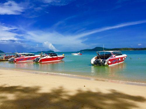 beach phuket yacht