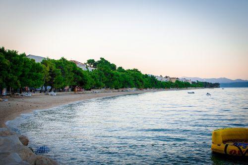 beach croatia sea
