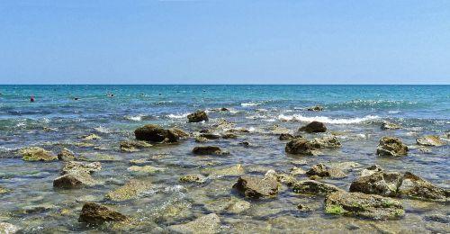 beach sea holiday