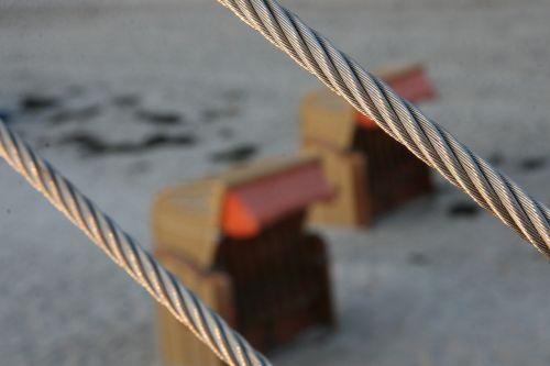 beach germany baskets