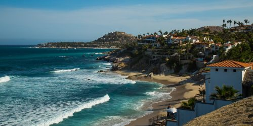 beach cabo san lucas viewpoint
