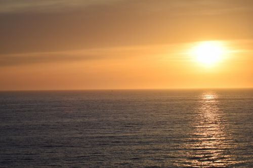 beach sunset torrance