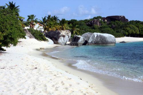 papludimys,karibai,jūra,palmės,vanduo,smėlis,pirmoji gorda,velnių paplūdimys,gražūs paplūdimiai,smėlio paplūdimys