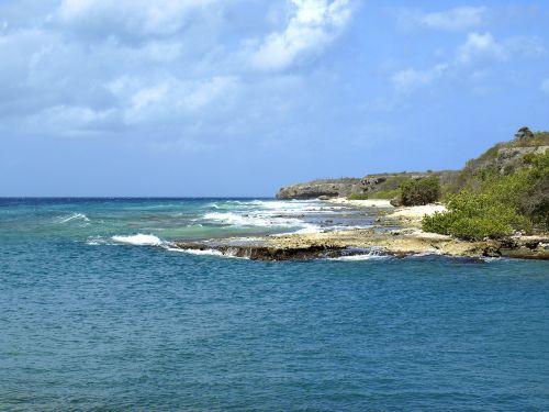 beach caribbean antilles
