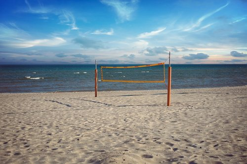 beach  baltic sea  sea