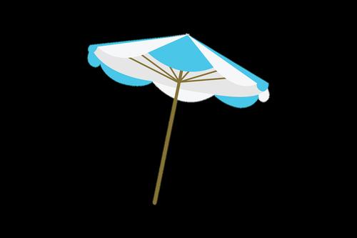 beach  umbrella  sun