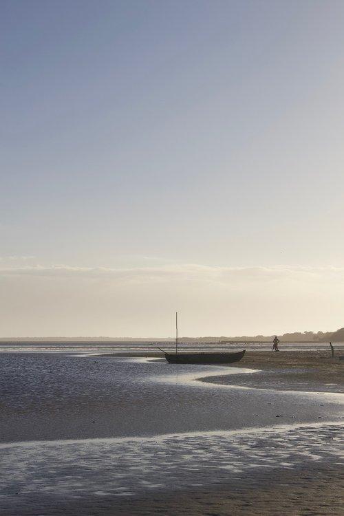 beach  sky  barca