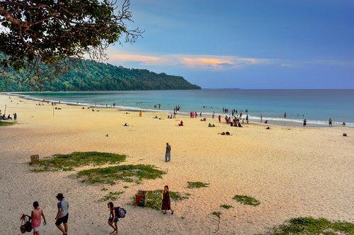 beach  andaman  tourism