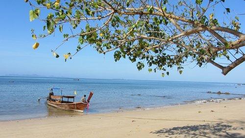 beach  tropic  thailand