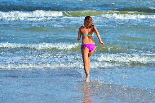 beach  summer  babe
