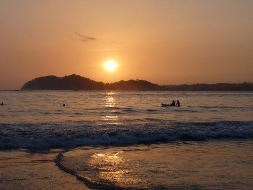 beach  sunset  california