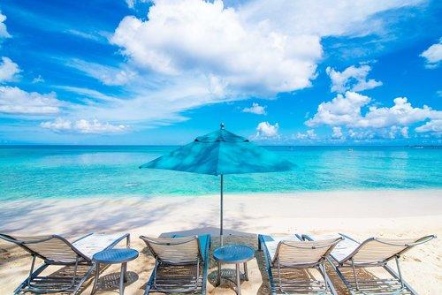 beach  playa  sand