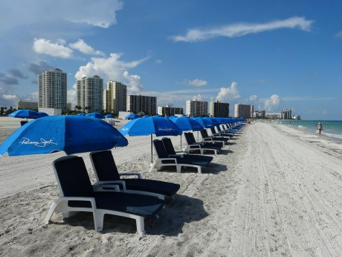beach clearwater chairs