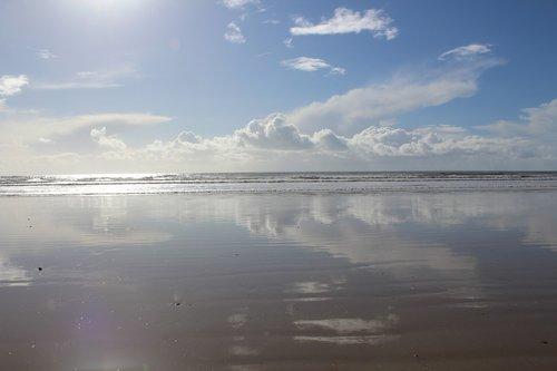 beach  sea  france