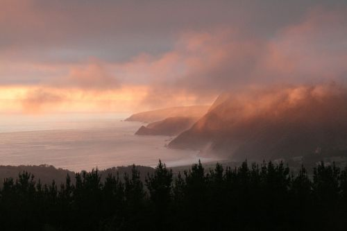 papludimys,kraštovaizdis,gamta,jūra,pakrančių kraštovaizdis,ramus,saulėlydis