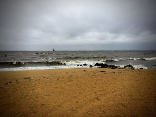 beach bay chesapeake bay