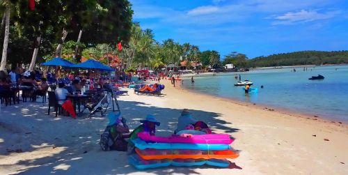 beach chaweng samui