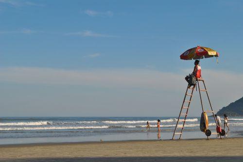 beach brazil sao paulo
