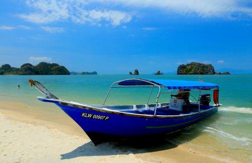 beach langkawi malaysia