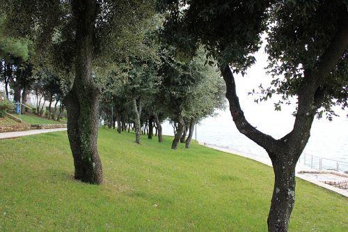 beach park mediterranean