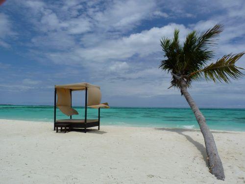 beach island sand