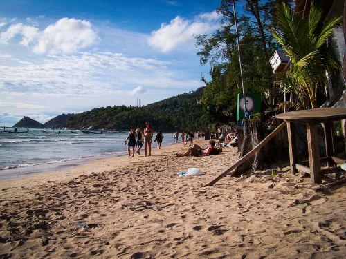 beach beaches tropical