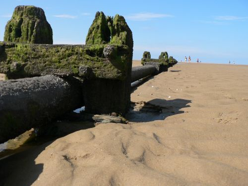 beach pipeline sand