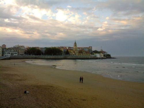 beach asturias heaven
