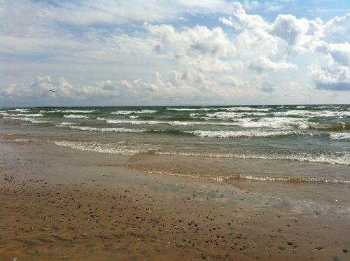 beach water lake