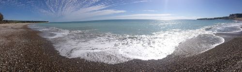beach booked sea bay
