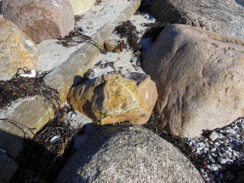 beach stone granite