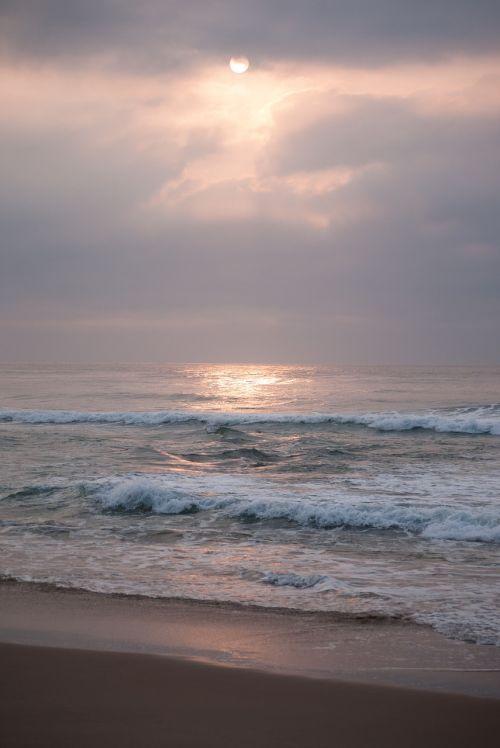 beach sun water