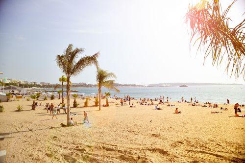 beach sea water bikini