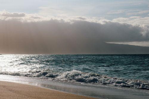 beach shore ocean