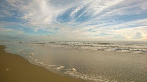 sea foam ocean nature