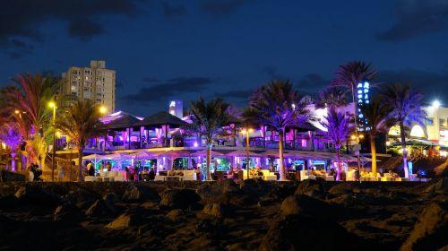 beach bar tenerife miami