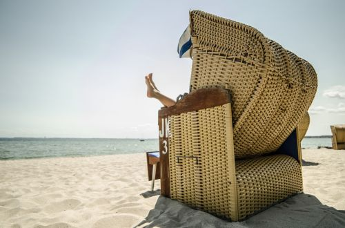 beach chair recovery sea