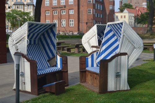 beach chair summer sun